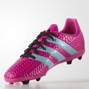 BNIB Adidas Soccer Cleats (Girls)